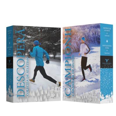 Cutie cadou Descoperă ultramaratonul0