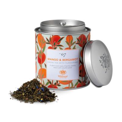 Mango & Bergamot - colecția Tea Discoveries1
