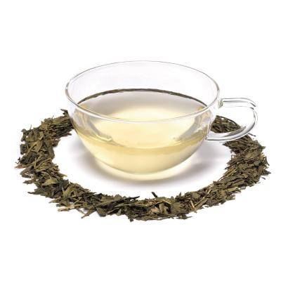 Sencha - ceai verde în cutie metalică1