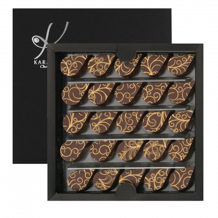 Cognac - Bomboane de ciocolată0