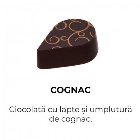 Cognac - Bomboane de ciocolată1