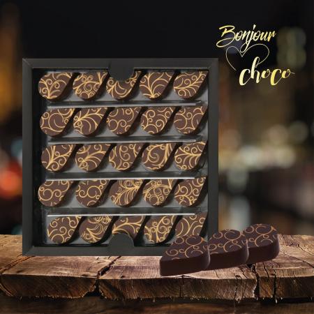 Cognac - Bomboane de ciocolată2