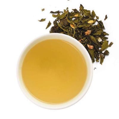 Ceai verde organic cu Yuzu 80G1