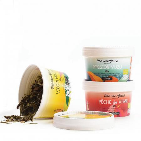 Set cadou 3 ceaiuri organice de vară 105G2