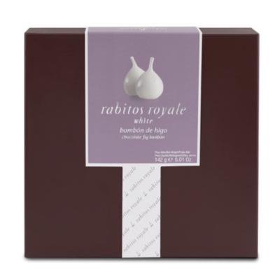 Smochine în ciocolată albă 142G0