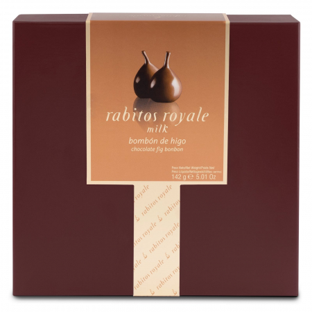 Smochine în ciocolată cu caramel sărat 142G0