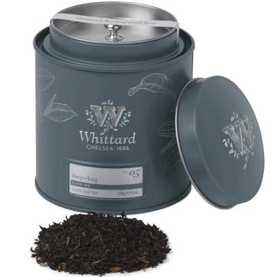 Darjeeling - ceai negru în cutie metalică0