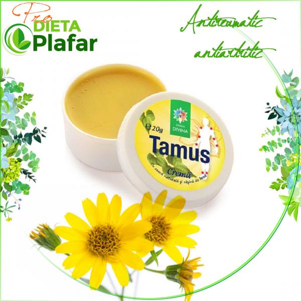 Crema de Arnica Montana și TAMUS, Untul Pământului