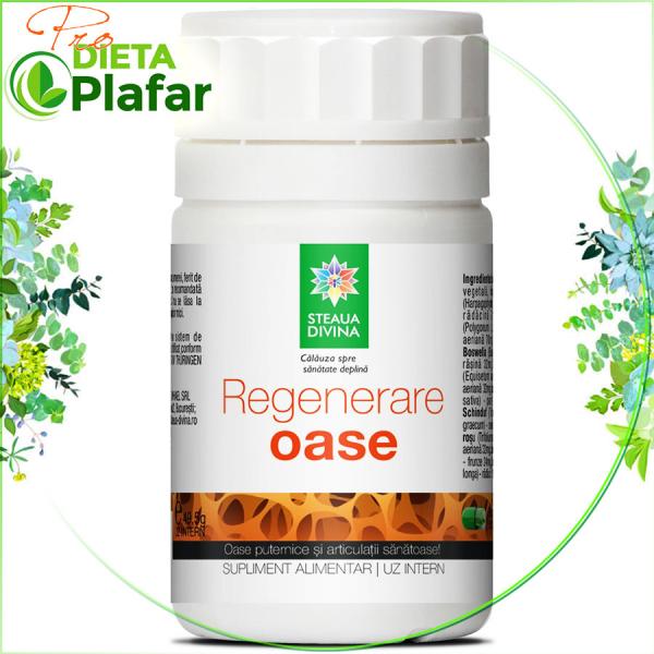 REGENERARE OASE pe bază de argilă mineralizantă și plante medicinale fortifiante