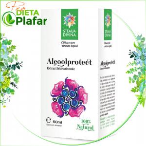 Alcoolprotect este un extract de plante medicinale care contribuie la diminuarea efectelor nocive generate de consumul de alcool.