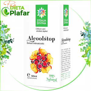 Hepatoprotector tratament naturist recomandat in Alcoolism 50 ml