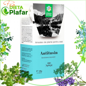 Antitusin esete un ceai delicios si aromat cu cimbrisor, levantica si fenicul pentru tuse si bronsite.