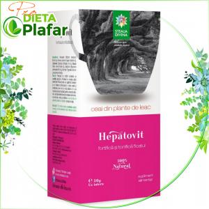 Ceai de plante pentru sanatatea ficatului. Ceai recomandat pentru regimul naturist. Hepatovit.