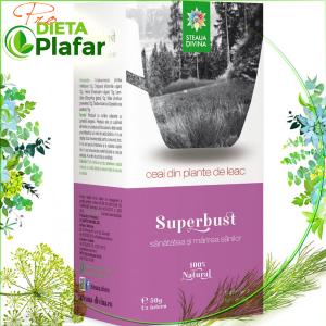Ceai din 6 plante pentru frumusețea, tonifierea, sănătatea și mărirea sânilor.