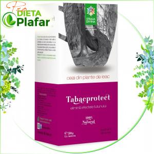 Tabacprotect este un tratament naturist bazat pe o reteta de plante unica pentru ceai.