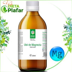 Uleiul de magneziu este natural, recomandat pentru oricare dintre noi! Ideal pentru relaxare și reducerea crampelor.