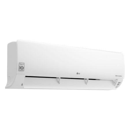 Aparat de aer conditionat LG Deluxe 9000 BTU Wi-Fi, Clasa A++, Functie incalzire, Control prin internet, 10 ani garantie compresor, Plasmaster Ionizer Plus, Filtru de protectie Dual, Controlul energiei active, DC09RQ Dual Inverter, R32