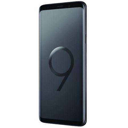 Telefon mobil Samsung Galaxy S9 Plus, Dual SIM, 64GB, 6GB RAM, 4G, Black