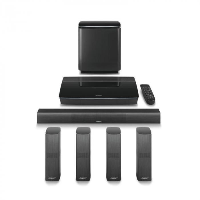 Sistem home cinema Lifestyle 650 Black
