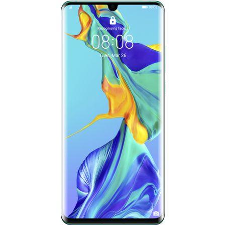 Telefon mobil Huawei P30 Pro, Dual SIM, 4G, Aurora Blue