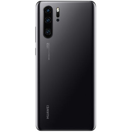 Telefon mobil Huawei P30 Pro, Dual SIM 8GB RAM, 4G, Midnight Black