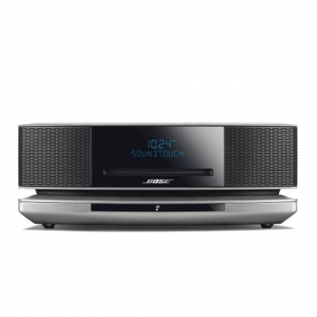 Wave SoundTouch Music System IV Platinum silver