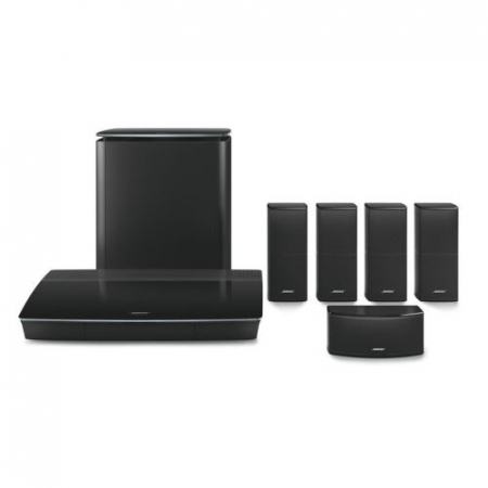 Sistem home cinema Lifestyle 600 Black