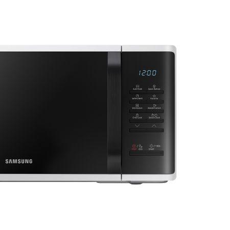 Cuptor cu microunde Samsung MS23K3513AW/OL, 23 l, 800W, Touch control, Alb