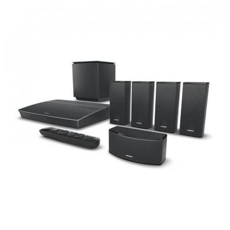 Sistem home cinema Lifestyle 600 Black