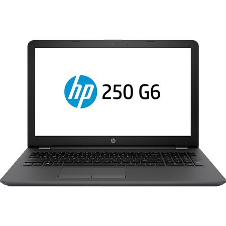 "Laptop HP 250 G6 cu procesor Intel® Core™ i5-7200U 2.50 GHz, Kaby Lake, 15.6"", 4GB, 500GB, Intel HD Graphics, DVD-RW, Free DOS, Dark Ash Silver"