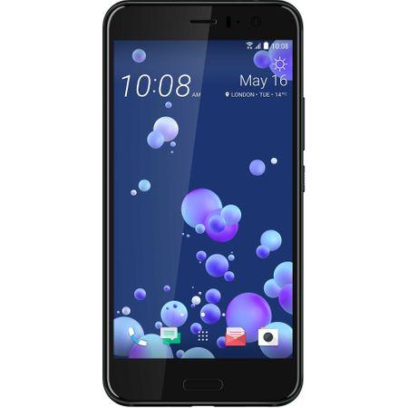 Telefon mobil HTC U 11, Dual SIM, 64GB, 4G, Brilliant Black