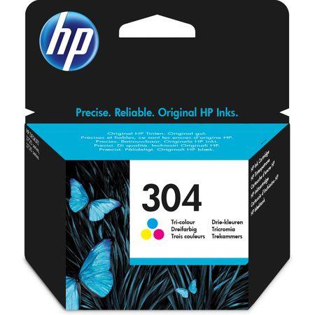 HP 304 Tricolor N9K05AE