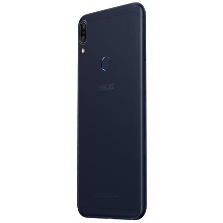 Telefon mobil ASUS ZenFone Max Pro ZB602KL, Dual SIM, 64GB, 4G, Negru