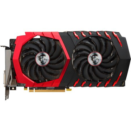 Placa video MSI Radeon RX 570 GAMING, 4GB GDDR5, 256 biti