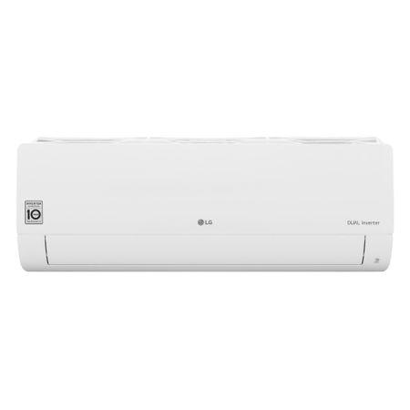 parat de aer conditionat LG Standard 18000 BTU, Clasa A++, Functie incalzire, 10 ani garantie compresor, Filtru protectie Dual, Controlul energiei active, S18EQ Dual Inverter, R32