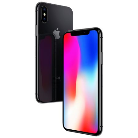 Telefon mobil Apple iPhone X, 64GB, 4G, Space Grey