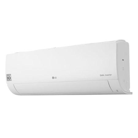 Aparat de aer conditionat LG Standard 9000 BTU, Clasa A++, Functie incalzire, 10 ani garantie compresor, Filtru protectie Dual, Controlul energiei active, S09EQ Dual Inverter, R32