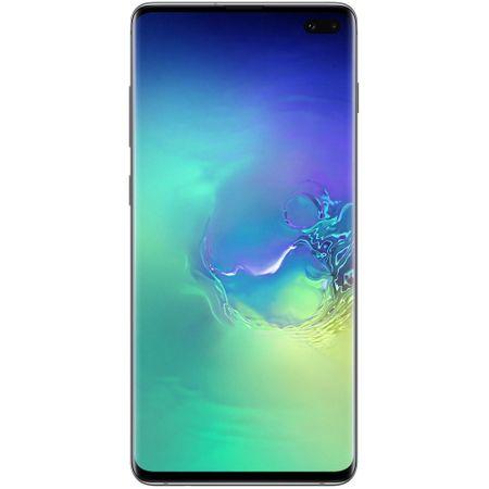 Telefon mobil Samsung Galaxy S10+, Dual SIM, 128GB, 8GB RAM, 4G, Green