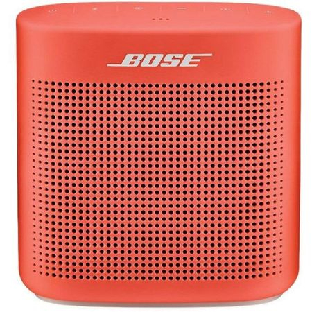 Boxa Bluetooth Bose SoundLink Color II, Coral Red