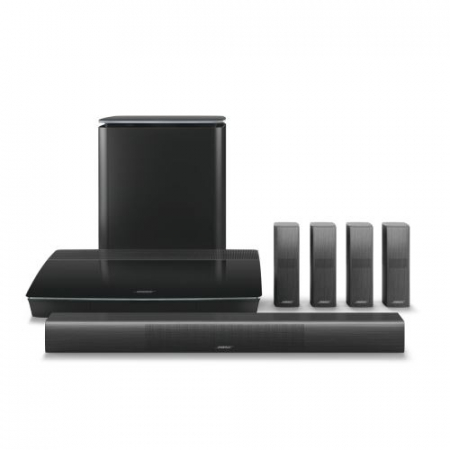 Sistem home cinema Lifestyle 650 Black