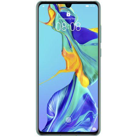Telefon mobil Huawei P30, Dual SIM, 128GB, 6GB RAM, 4G, Aurora Blue