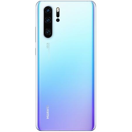 Telefon mobil Huawei P30 Pro, Dual SIM, 4G, Breathing Crystal
