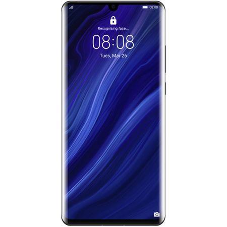 Telefon mobil Huawei P30 Pro, Dual SIM, 4G, Midnight Black
