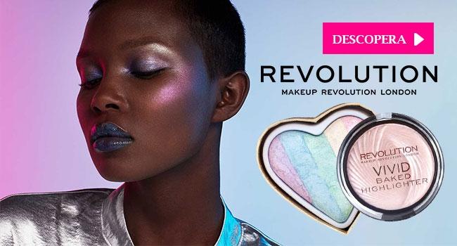 Iluminatoare Makeup Revolution