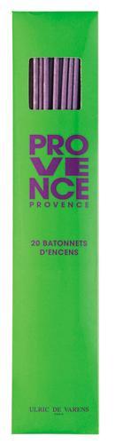 Set cu 20 Betisoare Parfumate pentru camera ULRIC DE VARENS -  Provence-big
