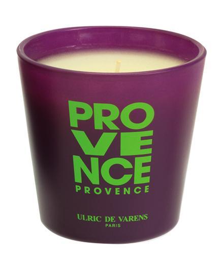 Candela Parfumata Luxury Edition ULRIC DE VARENS - Provence-big