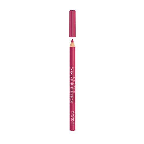 Creion Contur De Buze Bourjois Lip Liner Contour Edition - 03 Alerte Rose, 1.14g-big