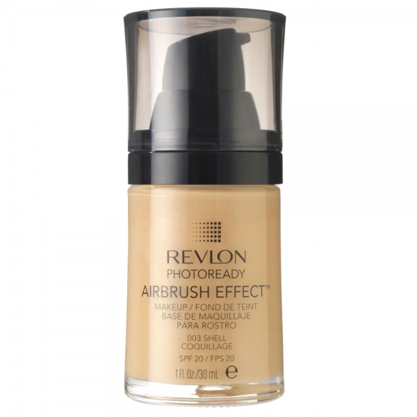 Fond De Ten Revlon Photoready Airbrush Effect 003 Shell, 30 ml-big