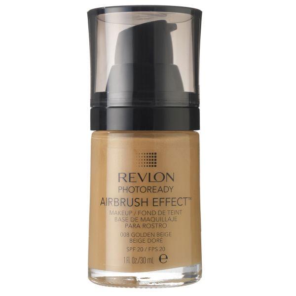 Fond De Ten Revlon Photoready Airbrush Effect 008 Golden Beige, 30 ml-big