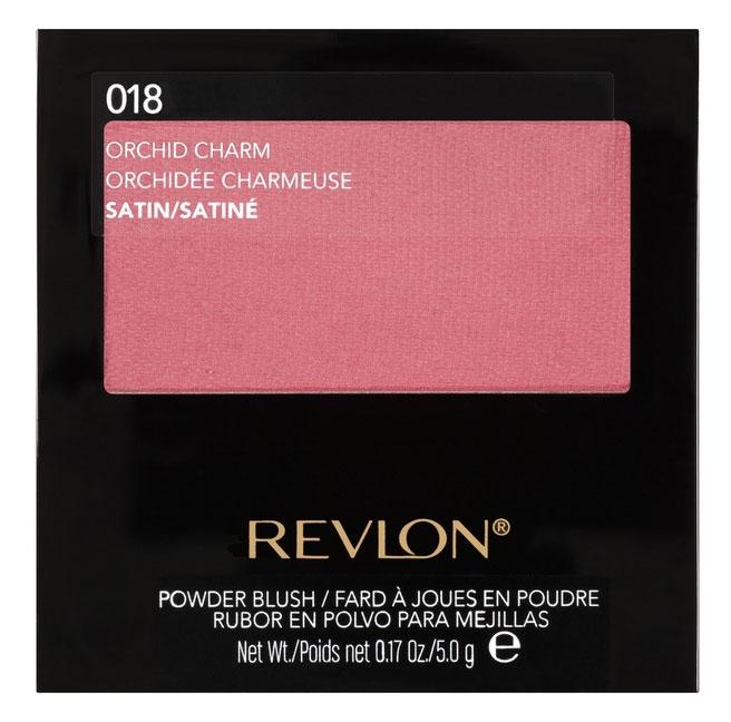 Fard De Obraz Pudra Revlon Powder Blush - 018 Orchid Charm, 5 gr-big